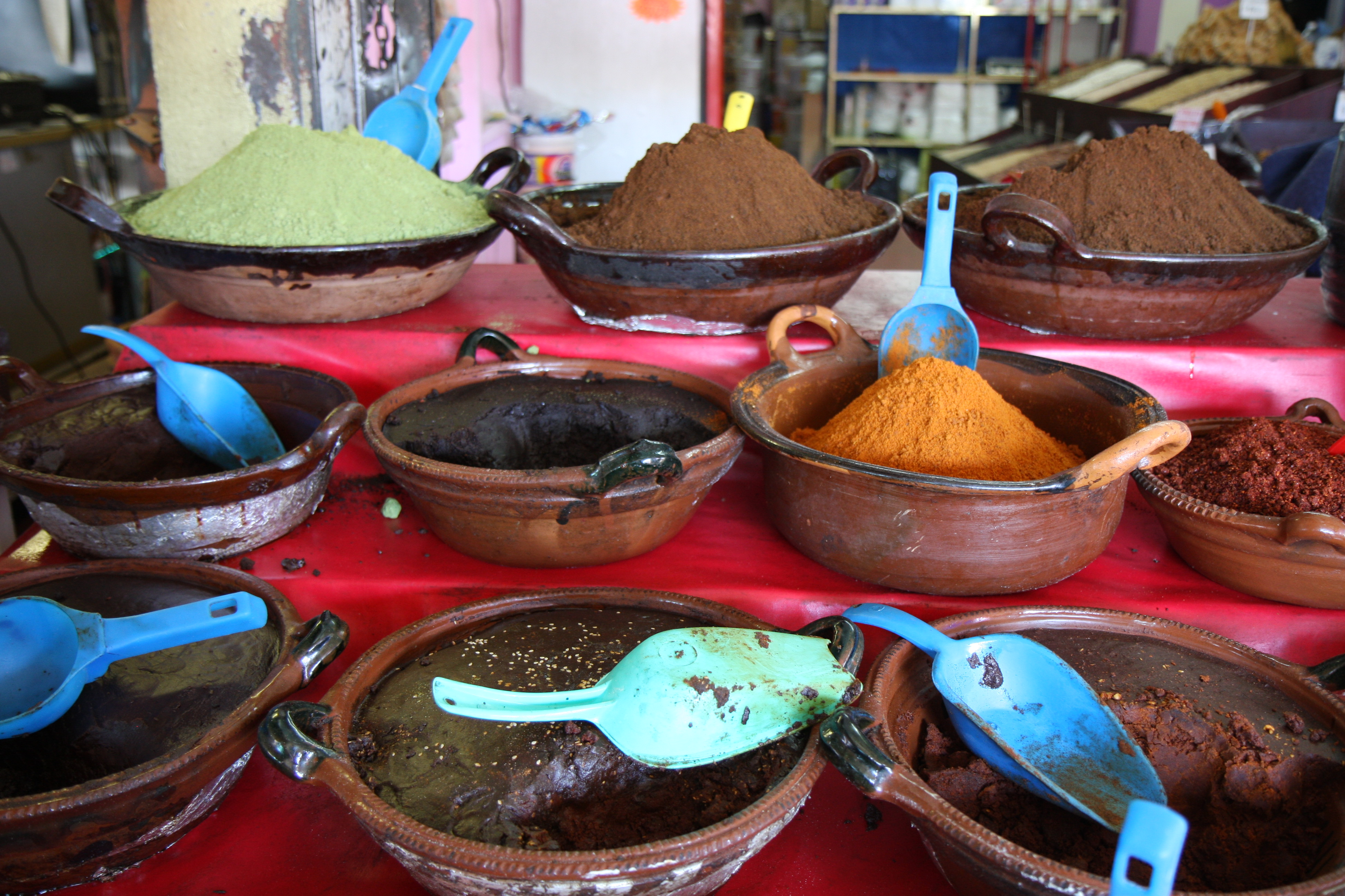 spices of mexico